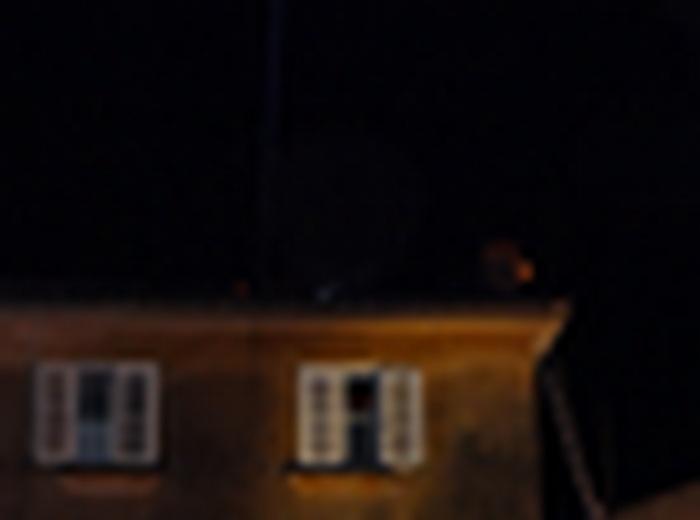 Dvd Komiža-požar krovišta u Pz Podšpilje 26.11.2013