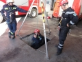 dvd komiža, osposobljavanje članova za spašavanje iz dubina i visna