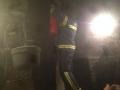 dvd komiža, požar dimnjaka u restoranu bako 30.09.2015