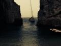 dvd komiža-spašavanje jedrilice iz uvaale stiniva-01.09.2014