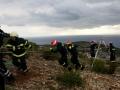 dvd komiža, položen tečaj osposobljavanja za spašavanje iz dubina i visina, prosinac 2014