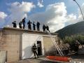 dvd komiža, usavršavanje za spašavanje na tehničkim intervencijama, prosinac 2014
